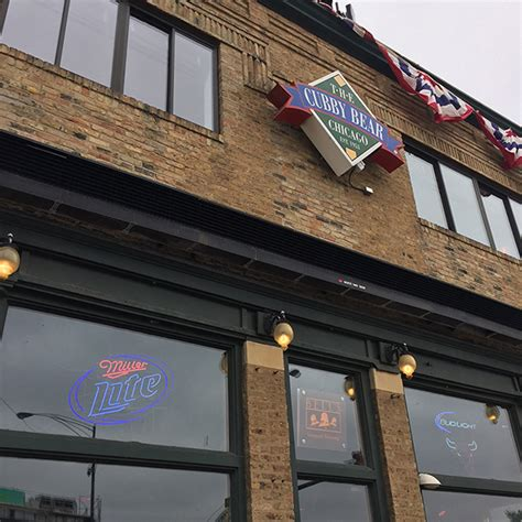 Top Wrigleyville Bars by Wrigleyville Bars Guide To 48 Spots Around The Ballpark