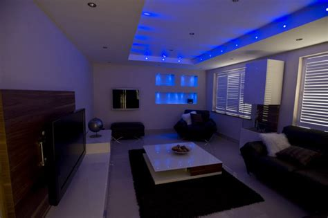 Led Lighting For Living Room by Living Room Interior Gallery