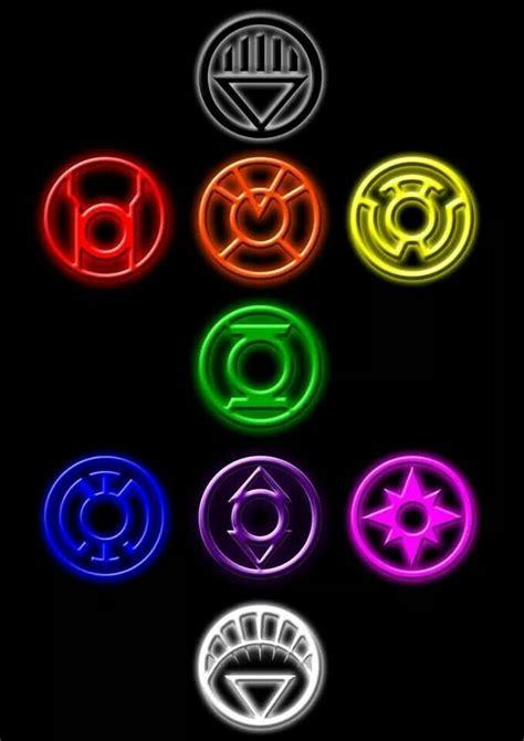 lantern corps colors 45 best images about lanterns on indigo