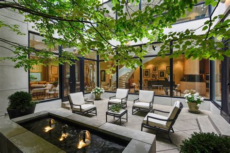 captivating courtyard designs     wow