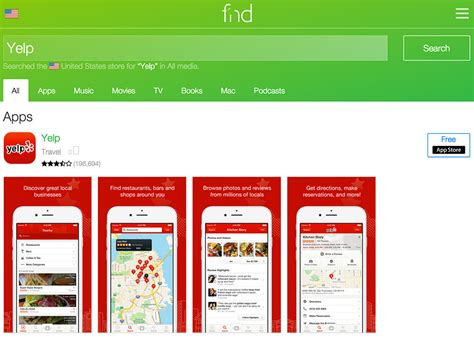 Search App 10 Best Mobile App Search Engines Hongkiat