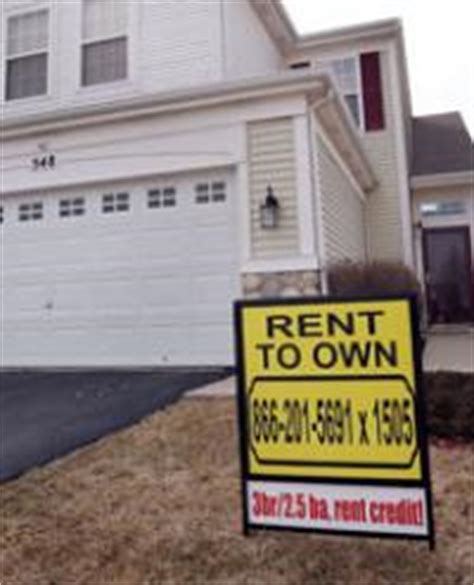 how rent to own homes work howstuffworks