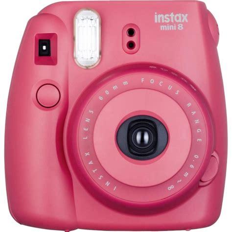 Fujifilm Instax Mini 8 Raspberry fujifilm instax mini 8 raspberry instant cameras photopoint