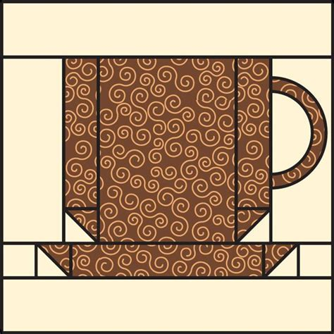 Coffee Quilt Pattern by 17 Best Ideas About Mug Rug Patterns On Mug