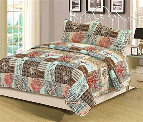 Boat Bedding Sets Best Nautical Quilts And Nautical Bedding Sets Beachfront Decor
