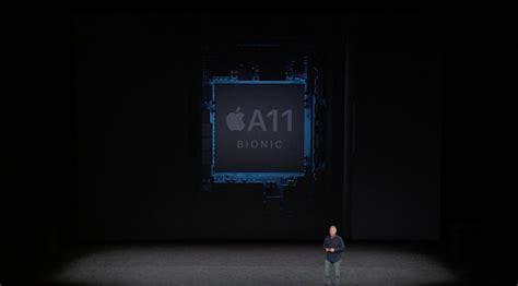 apple a11 la puce apple a11 bionic des iphone 8 8 plus et x plus