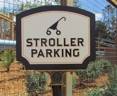 Home Design Experts Stroller Rental Parking In The Theme Parks Olp Travel