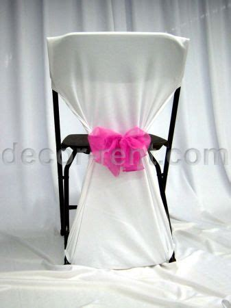 diy folding chair covers weddings diy chair covers for folding chairs how to make no sew
