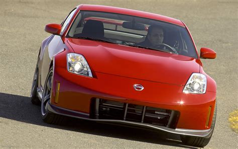 nismo nissan 350z 2008 nissan 350z nismo widescreen exotic car wallpaper 09