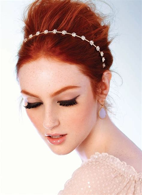 natural redhead eyebrows how to keep red hair from fading how to be a redhead
