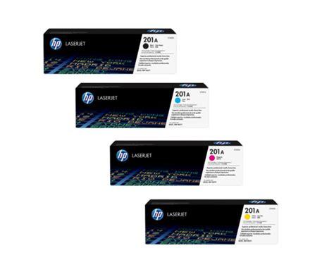 Toner Color Hp Laserjet hp color laserjet pro m252dw toner cartridges set black