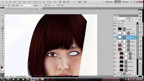 tutorial vector x vexel photoshop tutorial how to make eye vector x vexel with photoshop
