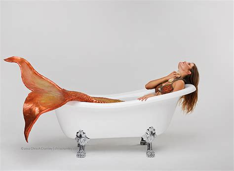 mermaid in bathtub blog 409 mermaid melissa fenton in victoria albert tub
