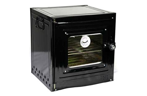 Oven Butterfly oven with heat tempered glass unassembled portable cing oven for kerosene stove 2421 69 00