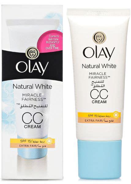 Olay White Lotion 30ml olay white miracle fairness cc spf 15 fair 30ml skin care kanbkam
