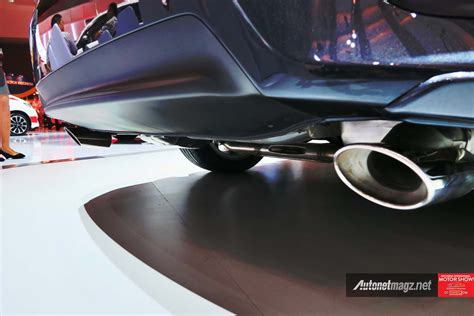 Muffler Knalpot Civic Turbo Orisinil Impression Review Honda Civic Turbo Indonesia 2016