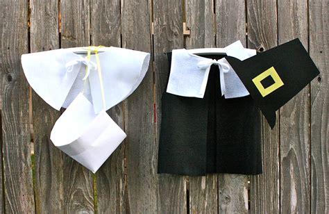 How To Make A Paper Pilgrim Hat - pretend pilgrims made everyday