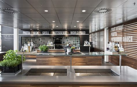 office canteen design nike canteen enviromeant
