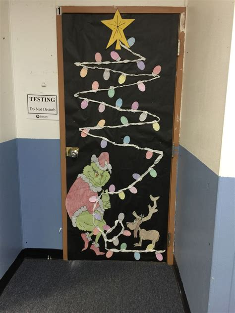 best grinch office doors 1000 ideas about grinch stole on the grinch grinch and the grinch stole