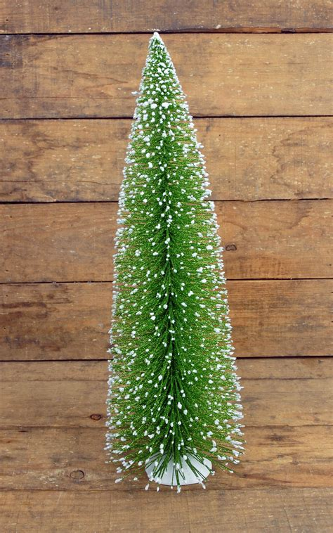 extra large 16 quot bottle brush christmas trees