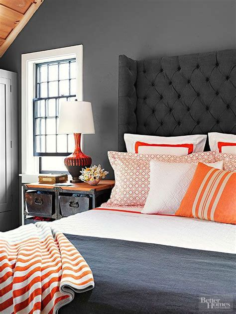 grey and orange bedroom ideas 25 best ideas about charcoal bedroom on pinterest grey