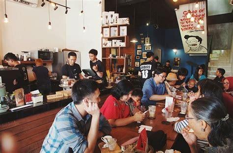 Kaos Cowok Pria Kopi Ngopi Coffee ini 6 tempat jajan asyik anak muda di bekasi 5