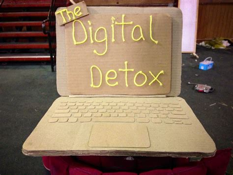 Digatal Detox C by Digital Detox At The Launch Conference Jon Mitchell