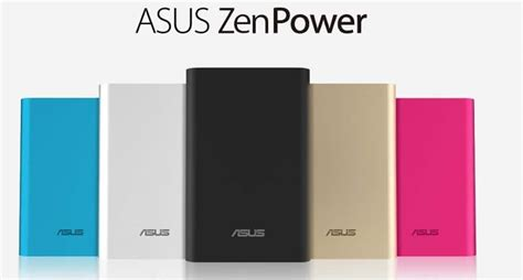 Asus Zen Power Powerbank Silver 10050 Mah asus zen power bank credit card size 10050 mah silver