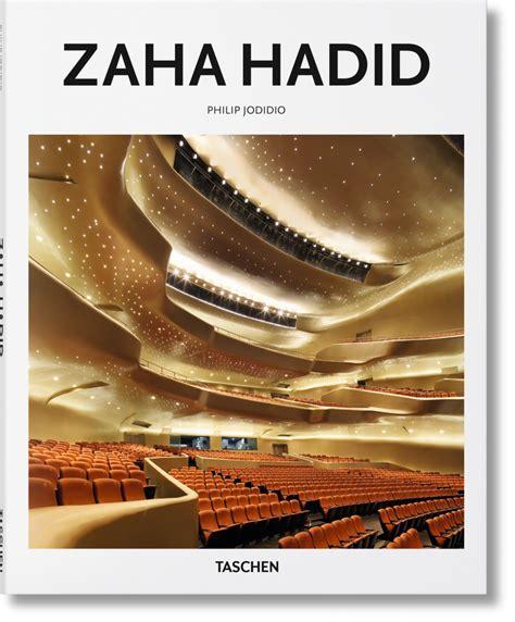 Home Design Books 2016 by Zaha Hadid Basic Art Series Taschen Books