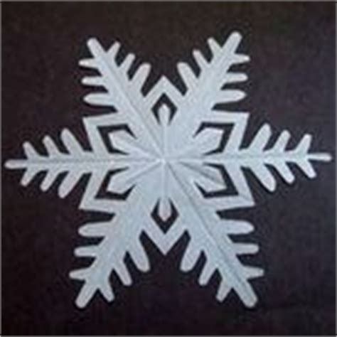 marcels kid crafts free printable snowflake pattern picture and template