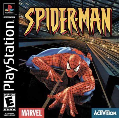 emuparadise spiderman spider man ntsc u iso