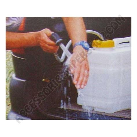 doccia portatile doccia portatile elettrica 12v con tanica 20 l per cer