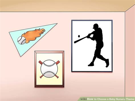how to make your room cool 4 ways to choose a baby nursery theme wikihow