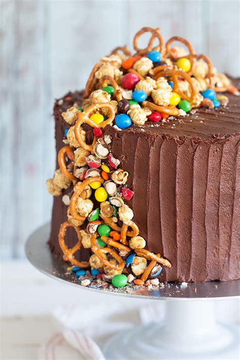 Chocolate Birthday Cake by Chocolate Birthday Cake Recipe