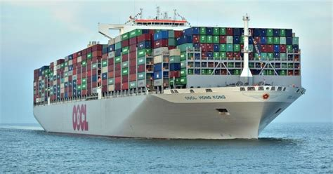 biggest container ships in the world 2018 musings n scribblings of a philanthrope largest