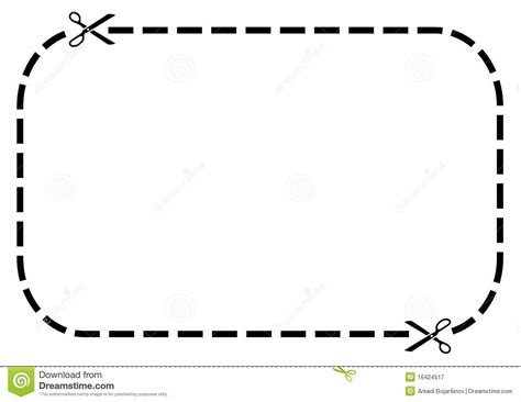 blank coupon template free blank coupon clipart kid dotted line border clip panda