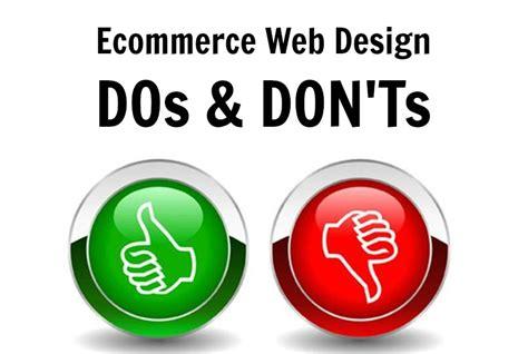 the dos and don ts of dark web design webdesigner depot ecommerce web design dos don ts miva blog