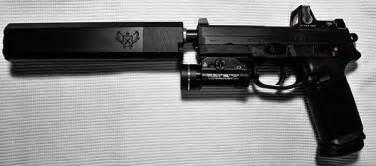 Fnx 45 tactical recoil spring