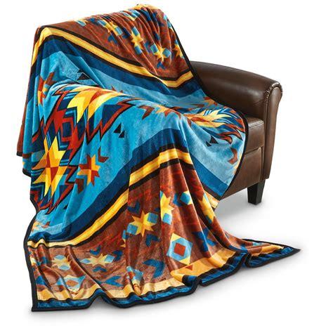Blankets For by Castlecreek Southwest Throw Blanket 617024 Blankets