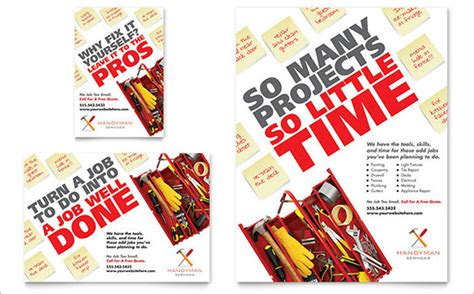 free templates for handyman flyers 15 best handyman flyer templates designs free