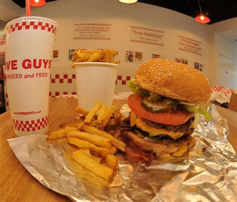 five guys five guys newcastle restaurant could be on the menu for popular burger chain