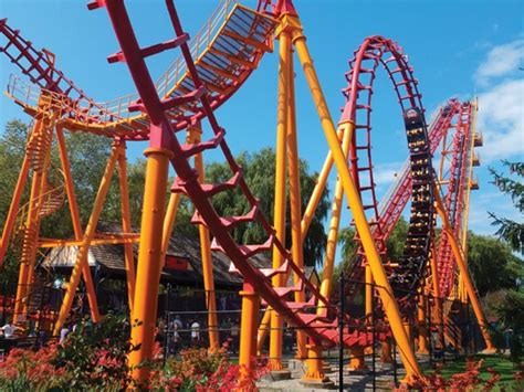theme park canada our favourite theme parks for the whole family