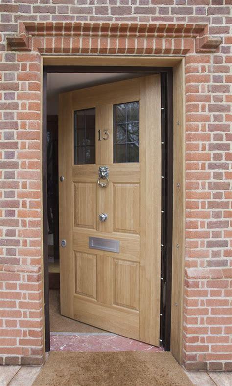 high security steel security door embassy series