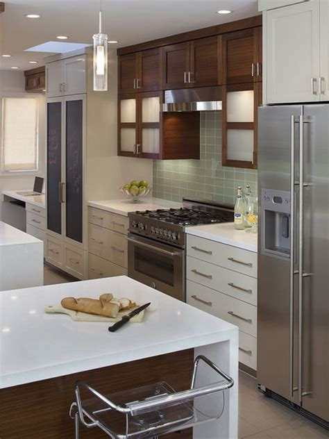 Mixing Kitchen Cabinet Colors | 11 kitchen trends for 2013 not to miss