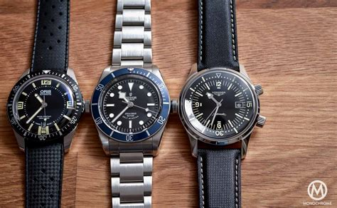 longines dive 3 affordable vintage inspired dive watches from tudor