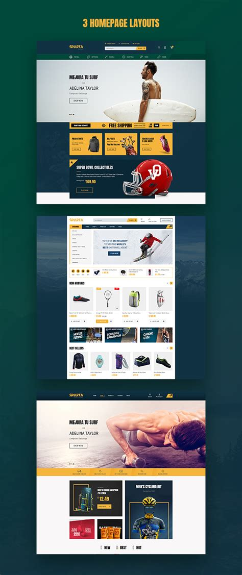 shopify themes download free download sparta sport shop shopify theme nulled