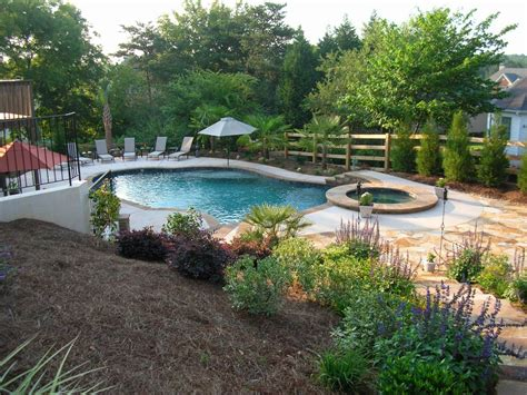 Before After Big Backyard Makeovers Landscaping Ideas Big Backyard Pools