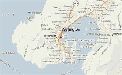 New Zealand Address Finder Map Of Wellington New Zealand Deboomfotografie