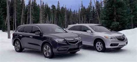 Acura Mdx 2019 Vs 2020 by 2019 Acura Mdx Vs 2019 Acura Rdx Side 2019 2020