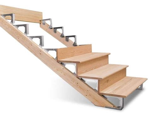 building deck stairs  stringers home design ideas